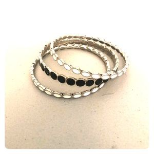 Premier Designs 3pc bangle set